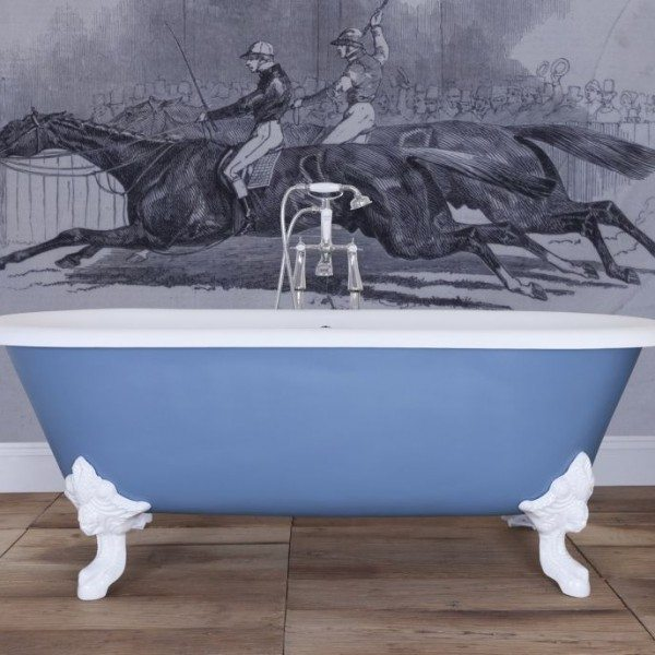 Cast Iron Thorpeness Double Ended Bath
