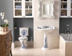 Oxford Decorated Bathroom Suite