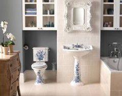 Victorian Edwardian Bathroom Suites Traditional Bathroom Suites