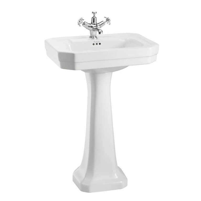 ... Basins / Victorian Basin & Pedestals / Burlington Victorian 56cm Basin