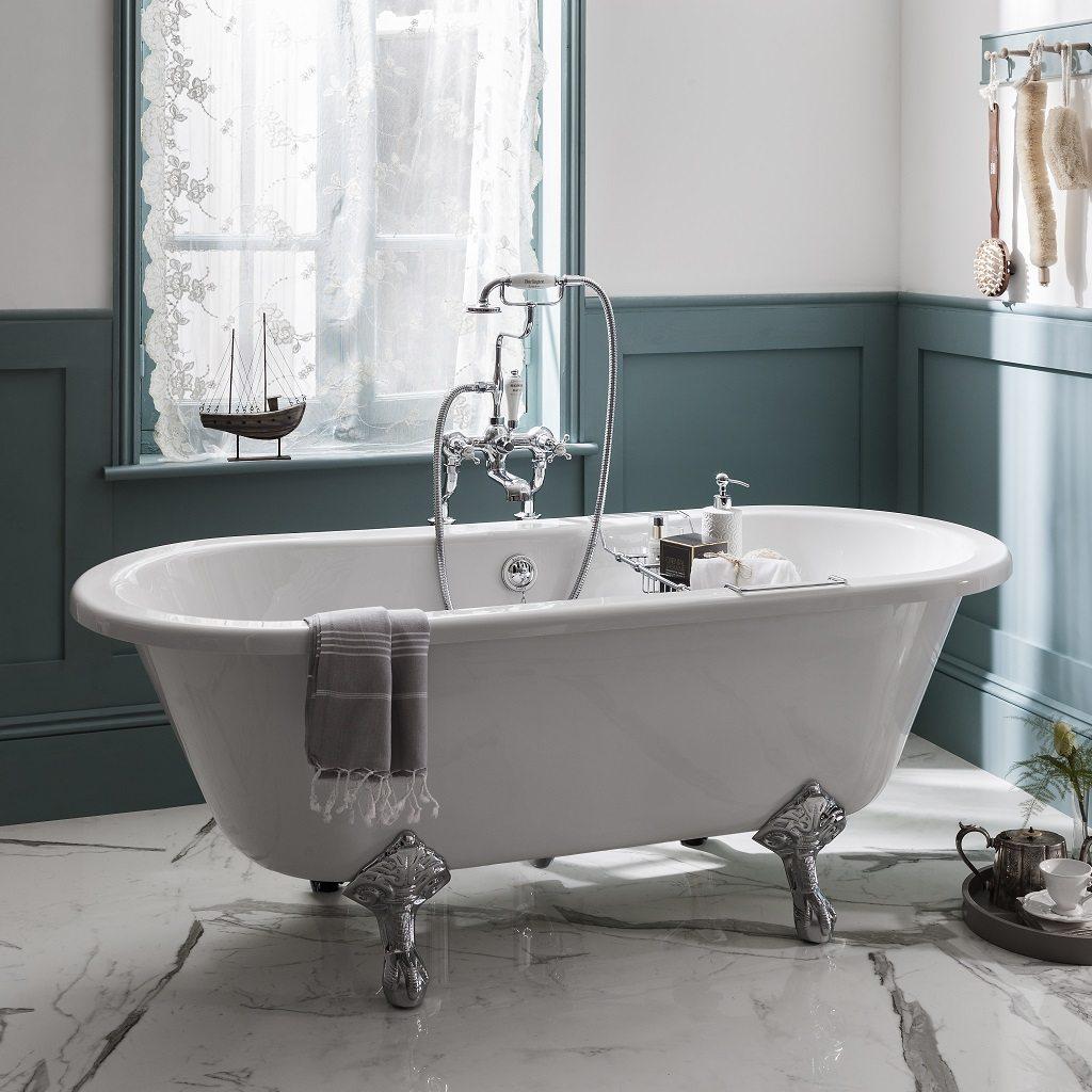 Burlington Windsor Double Ended 170cm Bath Tub