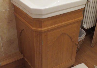 Vintage Cabinet with Under Storage