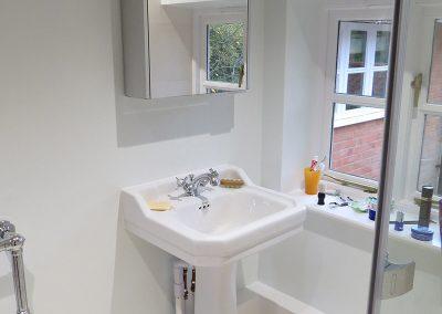 Modern & Sleek Shower Room