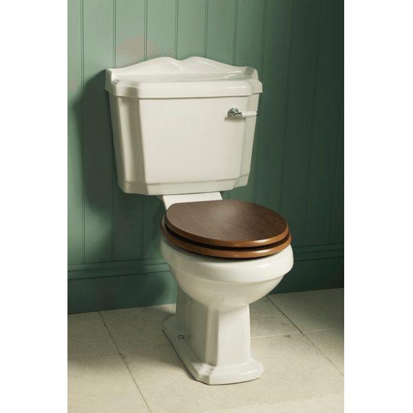 Salisbury Close Coupled Toilet