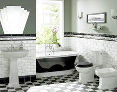 Simple Bathroom Ideas Edwardian In At Brighton Hotel Reclaimed