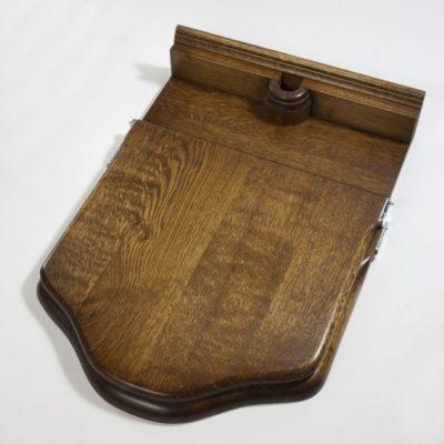 Bristol Throne Seat Medium Oak