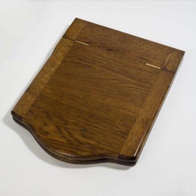 Medium Throne Seat Medium Oak