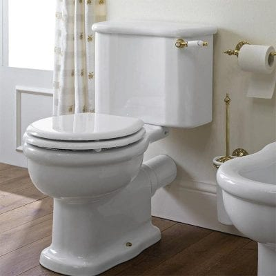 Palladio Close Coupled Toilet