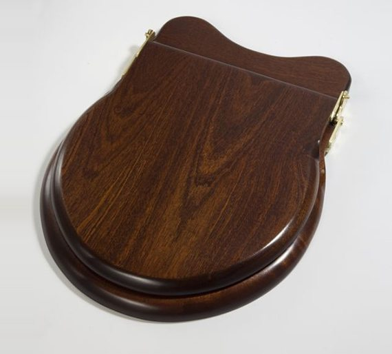 Old fashioned toilet seats 41