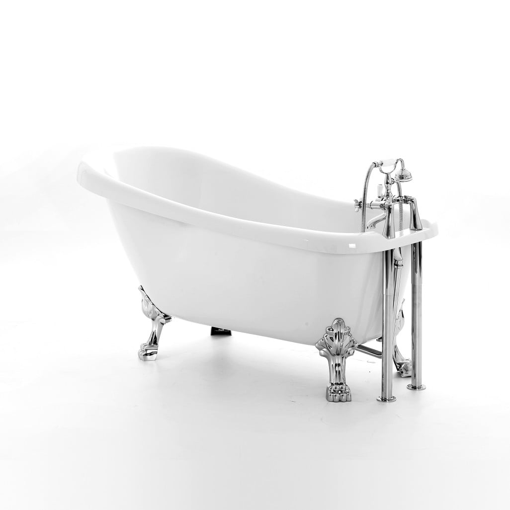 Chatsworth Roll Top Slipper Bath | Old Fashioned Bathrooms