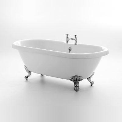 Kensington Roll Top Double Ended Bath