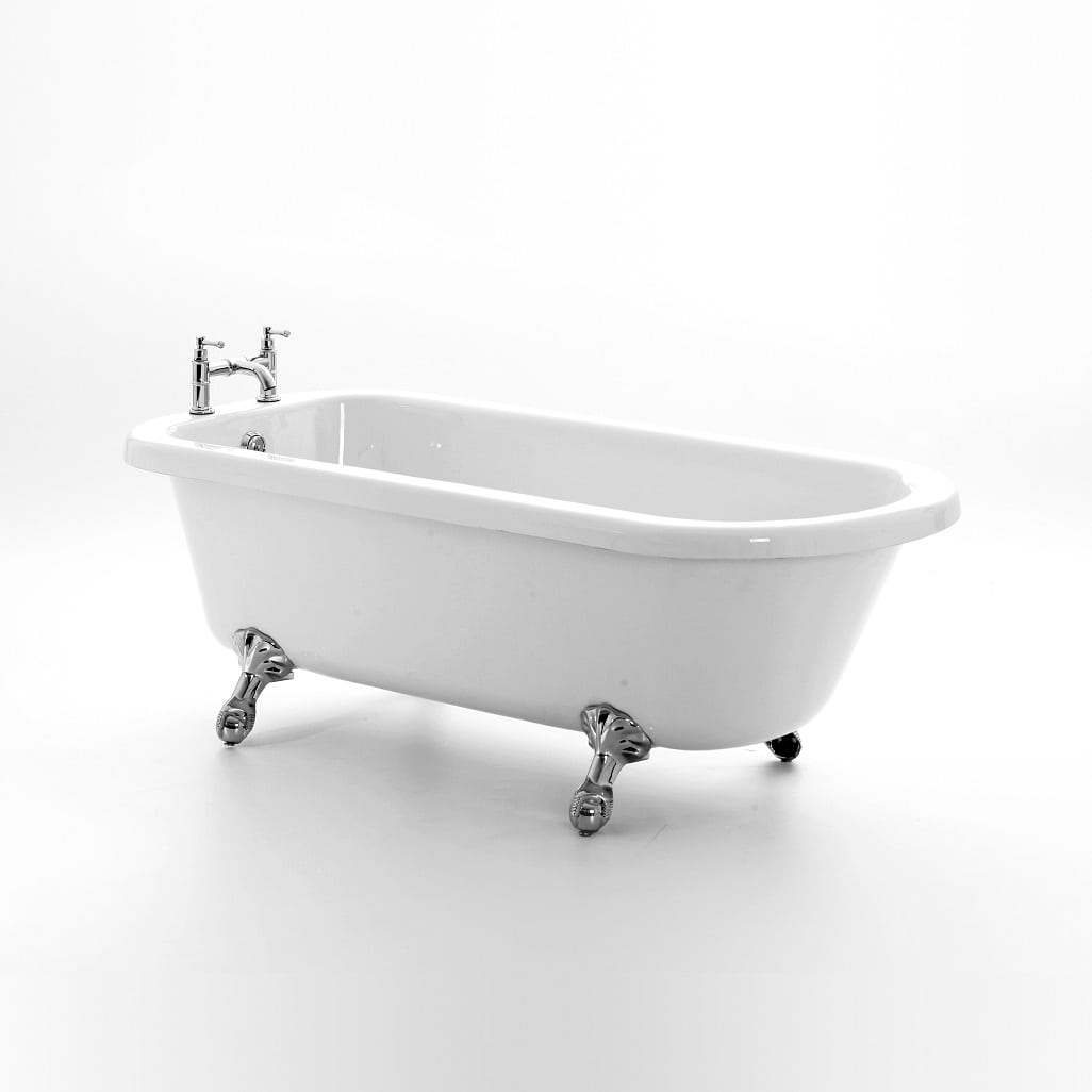 deck mounted bath tap example