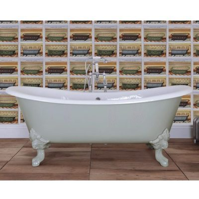 Orford Double Ended Bath 1840