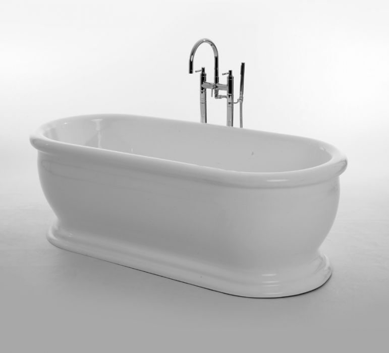 home freestanding roll top baths aldo acrylic roll top bath
