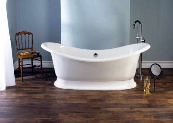 Marlborough Victoria Amp Albert Double Ended Roll Top Stone Bath