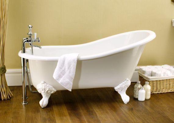 history of slipper baths