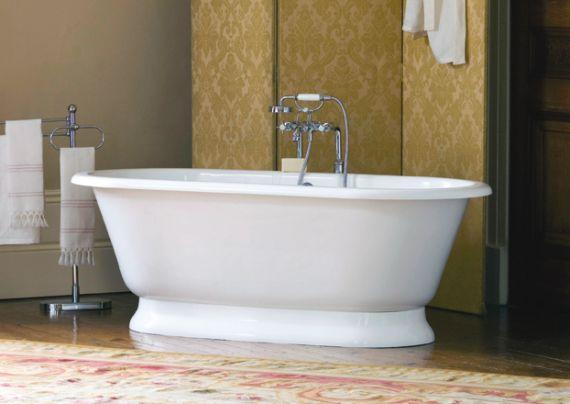 York Victoria Amp Albert Double Ended Stone Bath