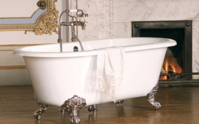 Is the Freestanding Bath Making a Comeback?