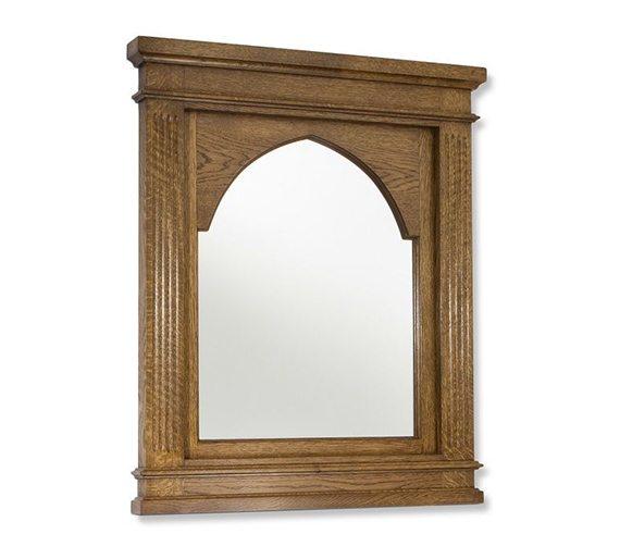 Gothic Bathroom Mirror