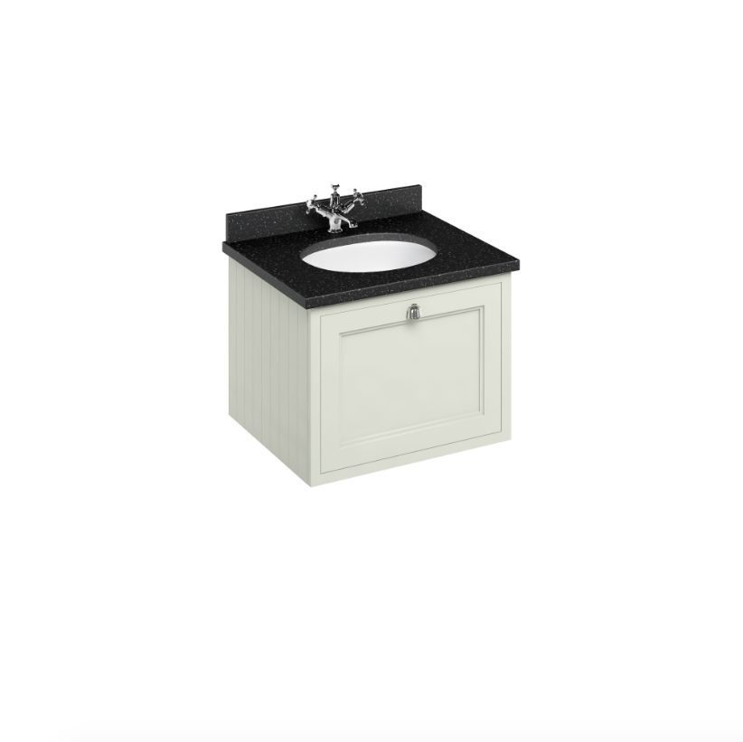 Burlington Wall Hung 65 Vanity Unit With Drawer And