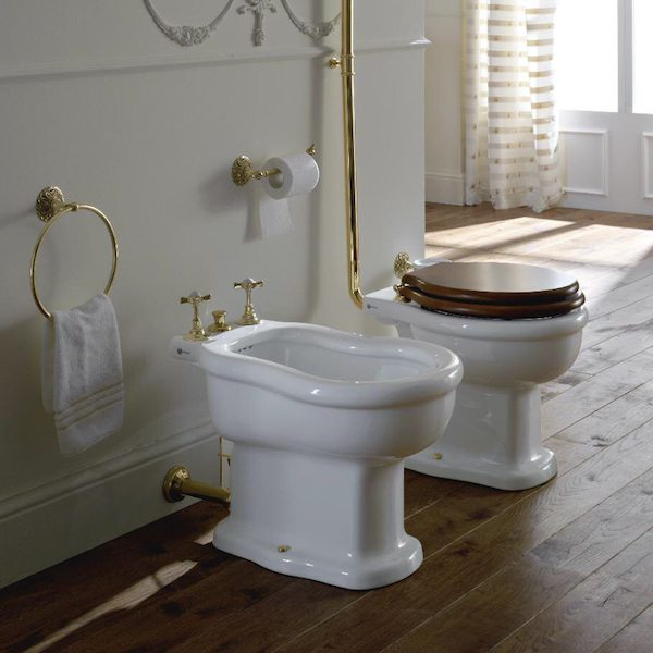 Palladio Traditional Style Bidet
