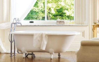 The History of the Roll Top Bath