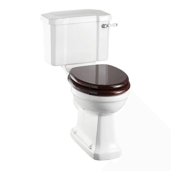 Burlington Close Coupled WC – Regal Pan
