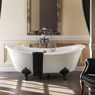 Burlington Bateau Double Ended Bath
