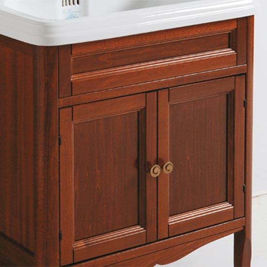 old england suffolk 73cm basin pedestal vanity cabinet
