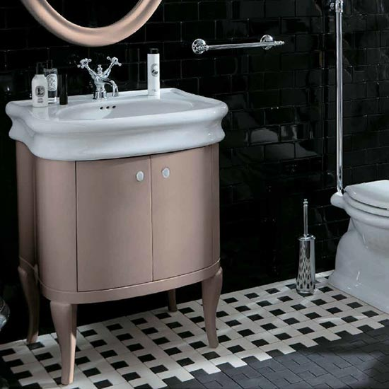 Shop Art Deco Bathroom Suites
