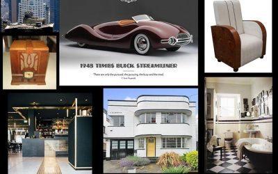 Design Ideas for an Art Deco Style Bathroom