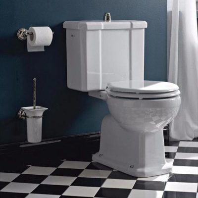Sbordoni Neoclassica Close Coupled Toilet