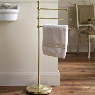 Flora Freestanding Towel Rail