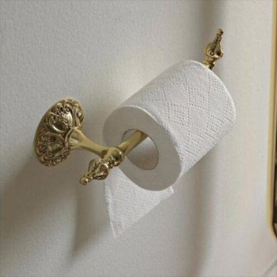 Sbordoni Wall Mounted Toilet Roll Holder