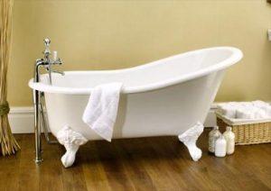 Slipper Stone Bath
