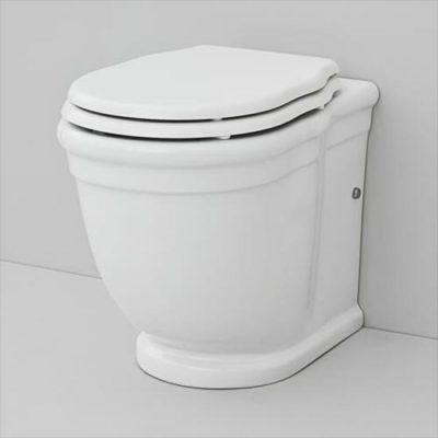 Fino Back-to-wall Toilet