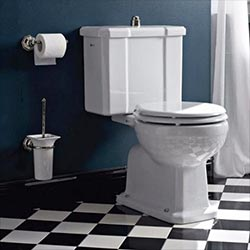 Neoclassica Close Coupled Toilet