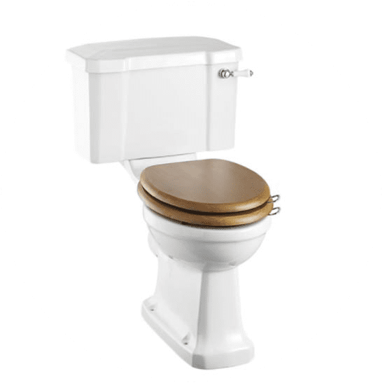 Guide To Rimless Toilets Shop Burlington Rimfree Toilets