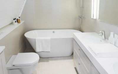 How to plan a renovation for your small bathroom