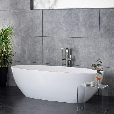 Victoria Albert Barcelona Rimless Bath