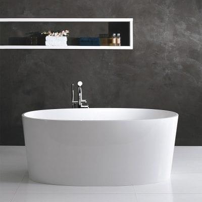 Victoria Albert Ios Double Ended Bath
