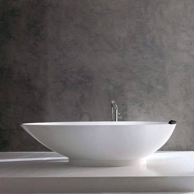 Victoria Albert Napoli Rimless Bath