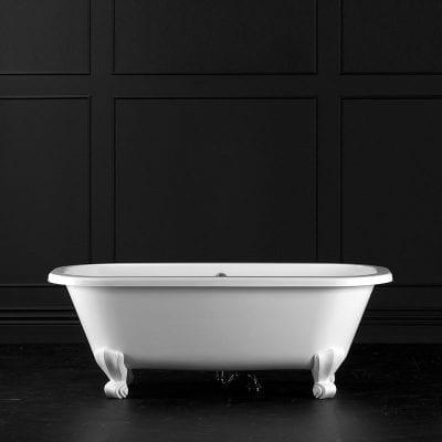 Victoria + Albert Richmond Double Ended Stone Bath