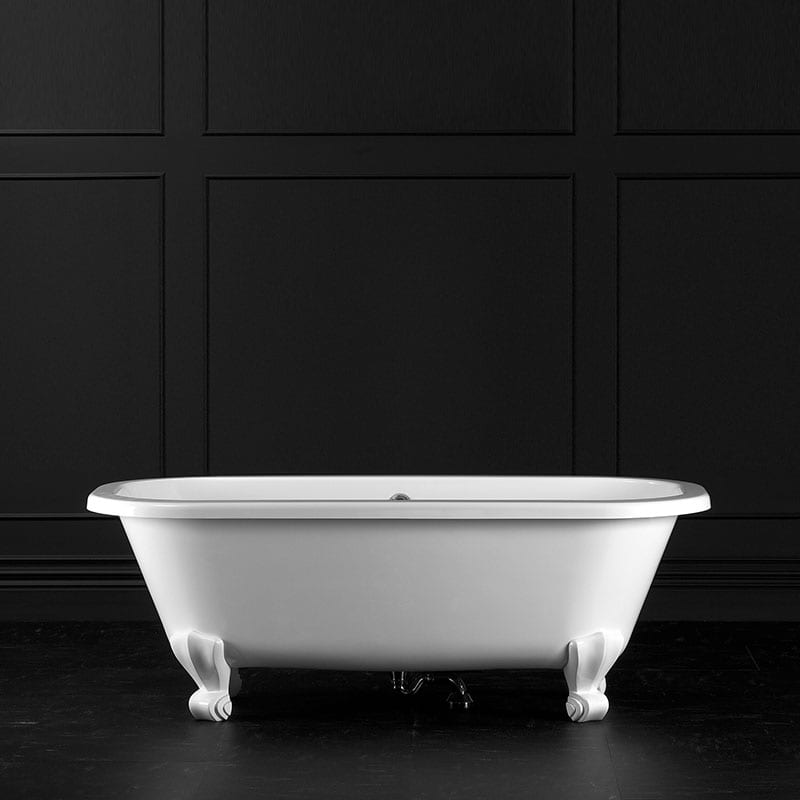 Victoria + Albert Richmond Double Ended Stone Bath by Old ...