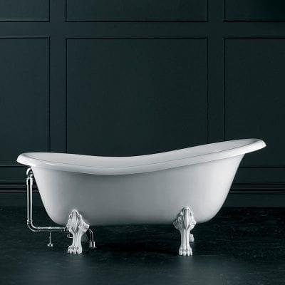 Victoria + Albert Roxburgh Large Slipper Stone Bath