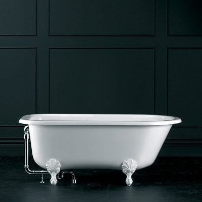 Victoria + Albert Wessex Single Ended Stone Bath