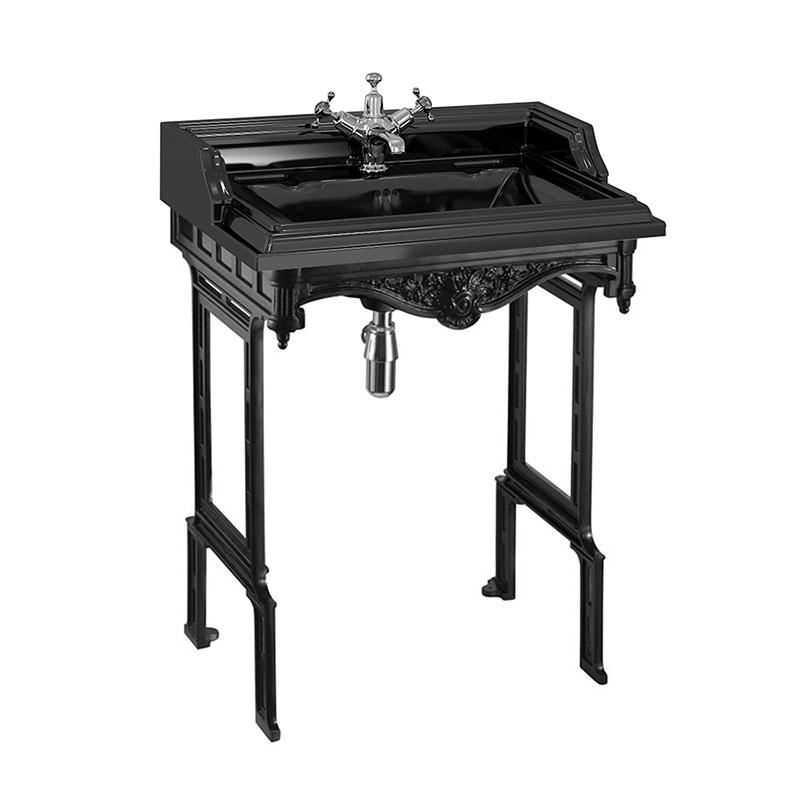 traditional-burlington-classic-65cm-basin-and-black-aluminium-stand
