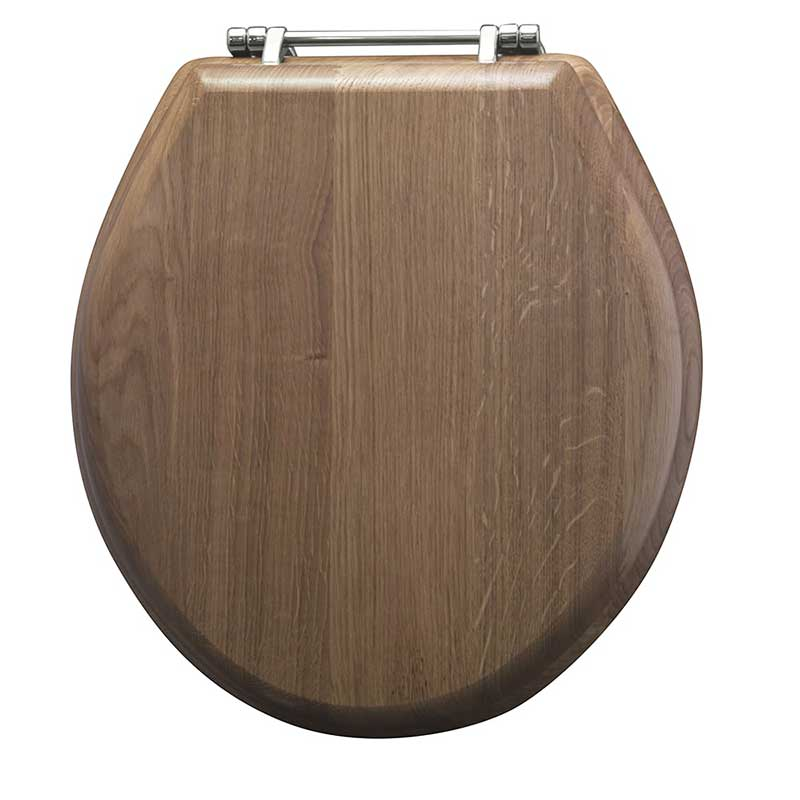 Traditional-Drift-Solid-Wood-Toilet-seat