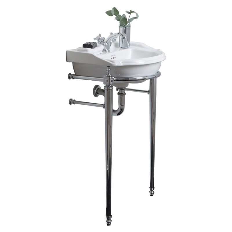 Traditional-Drift-Square-Basin-stand-with-glass-shelf