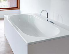 Bette Super Steel Enamelled Baths